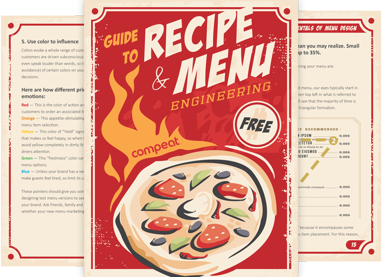 Compeat's Guide to Recipe & Menu Engineering